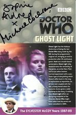 More details for doctor who: ghost light dvd insert signed (various autograph options)