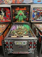 1980 BALLY SPACE INVADERS PINBALL MACHINE CLASSIC LEDS SUPER NICE EXAMPLE