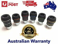 """6 x Dual ED 1.25"""" eyepiece for telescope - Full PACK! 1.25"""" eyepieces telescope"""
