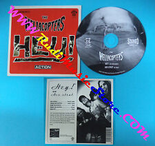 CD Singolo The Hellacopters Hey! JAZZ010CD SWEDEN 1998 CARDSLEEVE no mc lp(S28)