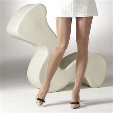 Gipsy 40 Denier Metallic Tights High Gloss Gold Silver Shine Pantyhose One Size Silver