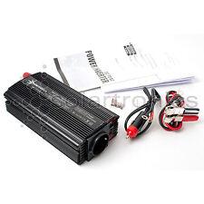 Solartronics Spannungswandler 12V auf 230V 600W 1200W mod. Sinus Wandler DC AC