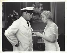 """Marjorie Rambeau, Wallace Boory, """"Hell Divers""""1931,Vintage Movie Still"""