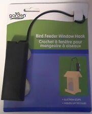 Bird Feeder Window Hook suction cup
