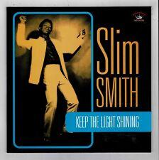 SLIM SMITH-keep the light shining   kingston sounds LP   reggae  (new)