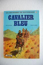 Blueberry - Cavalier bleu