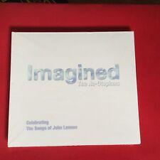 Imagined The Nu-Utopians Songs of John Lennon CD New Gift
