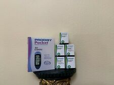 Prodigy Pocket Blood Glucose Meter & 250 Strips Exp 2020+-Freaky Fast Shipping!
