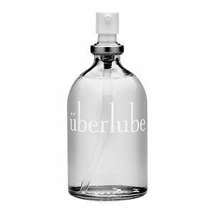 Uberlube - Silicone Premium Pump Action Lubricant - Natural Feel Lube - Sex Aid