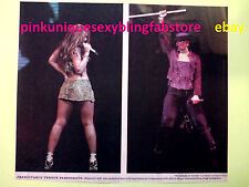 Beyonce Vs Alicia Keys Bootylicious Vintage Concert Diva Collectable Beyhive Hot
