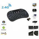 New 2.4G Wireless Mini Keyboard Handheld Touchpad Keyboard Mouse for PC Android