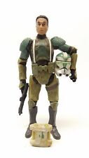 Star Wars Vintage Collection VC43 TVC Clone Commander Gree Loose Complete