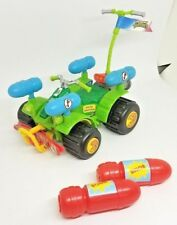 TMNT Ninja Turtles Mutations MUTA-SKI Vehicle Complete Playmates 5332 1992