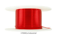 TEMCo Magnet Wire 45 AWG Gauge Enameled Copper 2oz 155C 12164ft Coil Winding