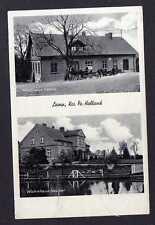 95963 AK Lomp Kr. Preußisch Holland Gasthaus Nehm Wohnhaus Neuber 1943 Landpost
