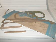 NOS 1961 1962 1963 1964 Studebaker OHV Six Overhaul Gaskets 1562285 Has 6 Pieces
