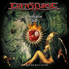 EDEN'S CURSE - Confession Of Fate 2 CD - STOP! LOWEST PRICE EVER! Dio - Dokken