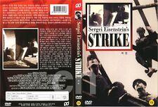 Strike, Stachka (1925) - Sergei M. Eisenstein   DVD NEW