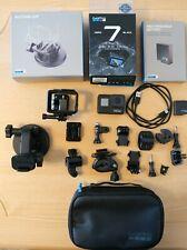 GoPro HERO7 Black Action Cam (CHDHX-701-RW) + Zubehörpaket