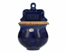 A Rorstrand Marianne Westman salt pot Wall hung Swedish pottery