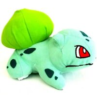 Nintendo Pokemon Bulbasaur Soft Plush Doll Toy Stuffed Animal Collectable