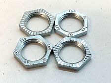 "(10-Pack) Steel City LN100SC Galvanized Steel Locknut for 3/8"" Rigid Conduit"
