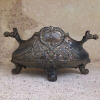 JARDINIÈRE DE TABLE ROCOCO EN PLOMB NAPOLÉON III/ Rococo Dining table Planter