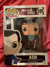 Funko Pop! Television Vinyl Ash Vs. Evil Dead Ash Sealed Damaged Box 395