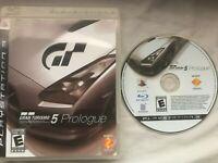 Gran Turismo 5 Prologue Sony Playstation 3 PS3
