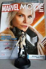 Marvel Movie Collection #107 Original Wasp Figurine (Ant-Man and The ) Eagle