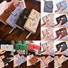 Damen Geldbörse Geldbeutel Portemonnaie Handtasche Lang Portmonee Kartenhalter