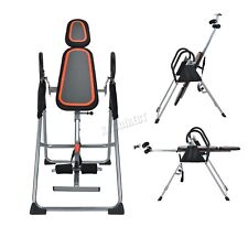 FoxHunter Gravity Inversion Table Foldable Therapy Reflexology Exercise Bench