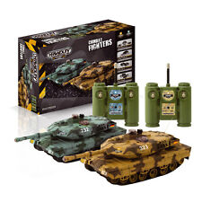 Ninco NT10002.Set 2 tanques radiocontrol Combat Fichter. Escala 1/10