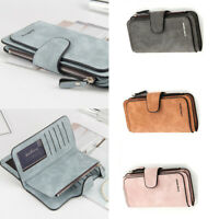 Women Leather Wallets Purse Pocket Ladies Handbags Bags Case Coin Card Holder