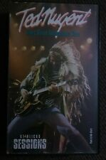 Ted Nugent: Starlicks Sessions: Master Gonzo Guitar Instructional Video: Vhs