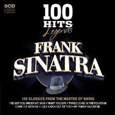 FRANK SINATRA - 100 HITS LEGENDS - 5 CD BOXSET