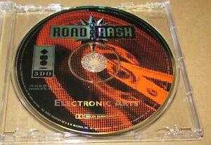 Road Rash (Game Only) Panasonic 3DO Fast Shipping