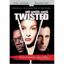 Twisted Full Screen Edition On DVD With Ashley Judd Mystery X64