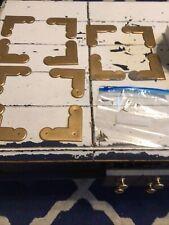Original Furniture Decorative TRIM Molding Parts Pieces - Corner , Metal, 12,