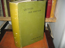 quests old and new G.R.S.Mead 1st edition 1913