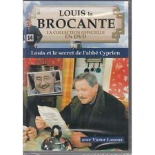 DVD NEUF scellé - LOUIS LA BROCANTE-LOUIS ET LE SECRET DE L'ABBE CYPRIEN -D4