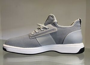 Calvin Klien Men's Phyll Nylon Smooth Calf Action Blue/Grey Ankle-High Sneaker