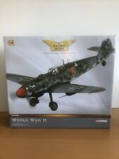 corgi aviation archive AA34901 Messerchmitt BF109G Red 6 1/32 Scale