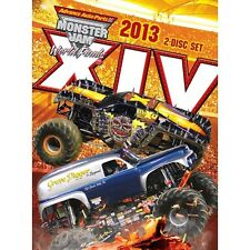 2013 Monster Jam World FInals XIV DVD New Sealed! Free Shipping!