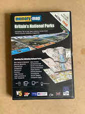 More details for memory map: britain's national parks - printable 1:50,000 os landranger maps