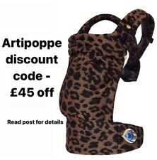 Artipoppe Zeitgeist Carrier £45 Off (€50) Discount Code - Message For Free Code