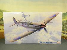 """1/48 Kit Hasegawa No. JT6 09106 SPITFIRE Mk.Vb """"I.R. GLEED"""" WW2 RAF Fighter NEW"""