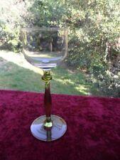 Antik Jugendstil Art Nouveau Glas Weinglas  verre à vin Sammlerstücke selten