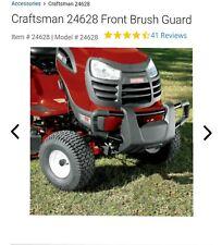Craftsman Riding Mower Brush Guard Bumper