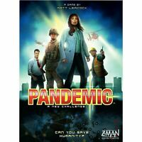 New Sealed Pandemic - Z-Man Games Board Game